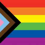 Progressive Pride Flag von Daiel Quasar