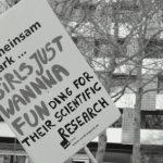 #ichbinhanna, weristjens* und das WissZeitVG…